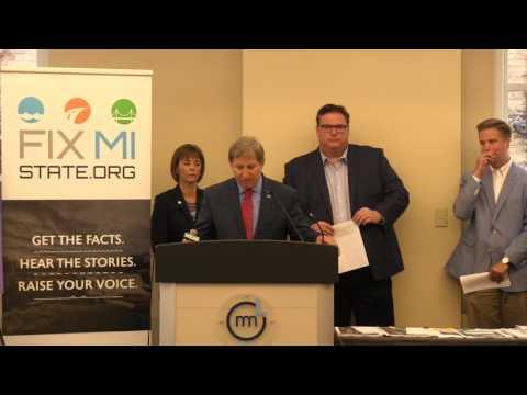 Fix MI State Press Conference