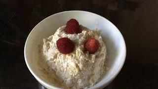 Мой второй завтрак\ТВОРОГ С ЯБЛОКОМ\
