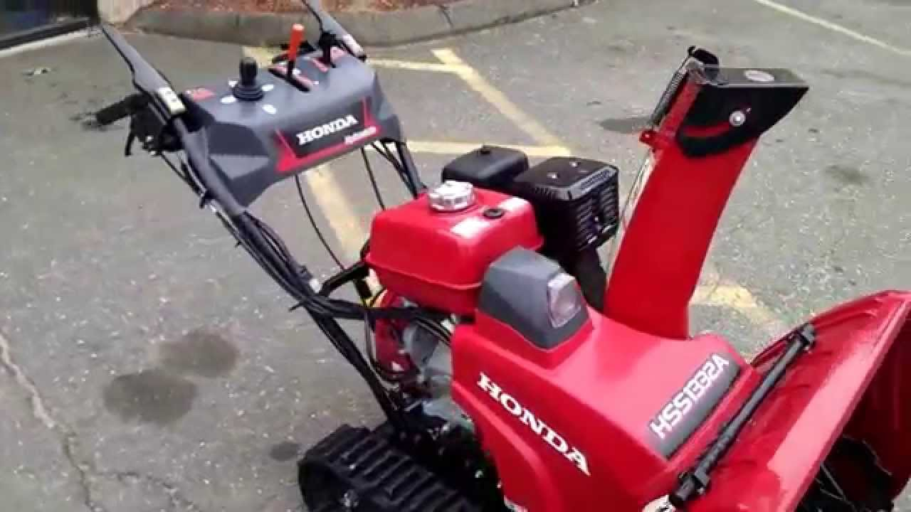 blowers and best generators mowers models traction honda equipment available lawn the drive snowblowers snow offers power control track