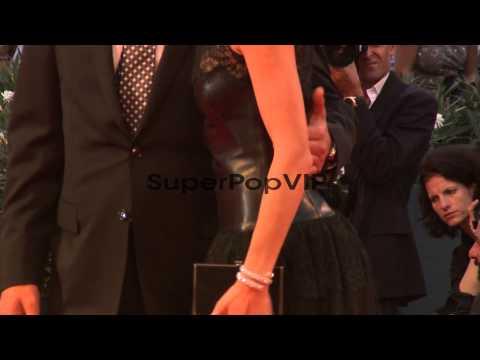 Olga Kurylenko, Danny Huston at To The Wonder Premiere: 6...