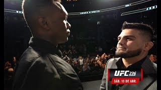 UFC 236: Conteo Regresivo