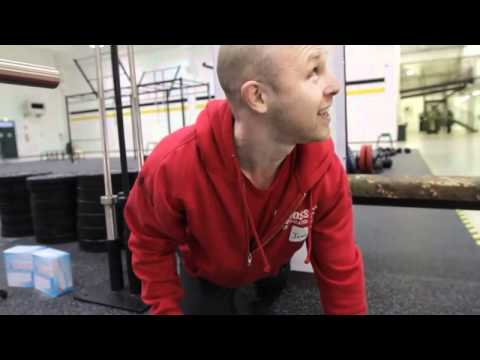 CrossFit - The Couch Stretch with Jami Tikkanen