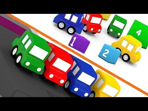 60 minuti di macchinine colorate cartoni animati lungh for Blaze cartoni in italiano