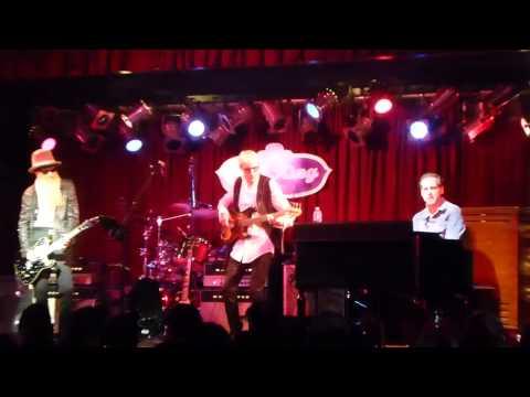 Billy F. Gibbons & Friends - KIKO 12-17-13 BB Kings, NYC
