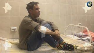 Панин попал в больницу после дебоша в Такси в Петербурге