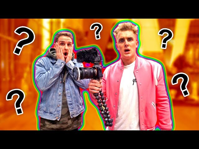 WE'VE NEVER DONE THIS ON A VLOG BEFORE..