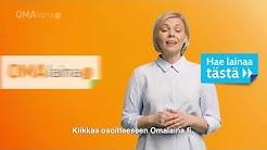 OmaLaina.fi - 100-50.000€ - Yhdistä lainasi ja säästä