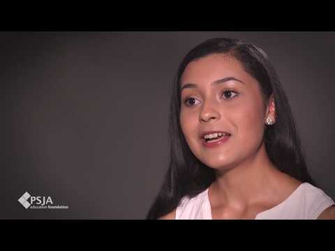 2018 Presidential Scholarship Recipient: Portia Lopez