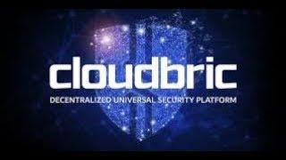 Cloudbric - ICO безопасность блокчейн цепи.
