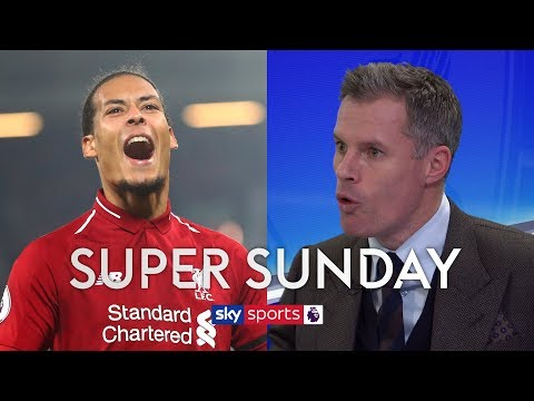 Should Virgil van Dijk win Player of the Season? | Super Sunday
