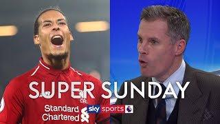 Should Virgil van Dijk win PFA Player of the Season? | Super Sunday