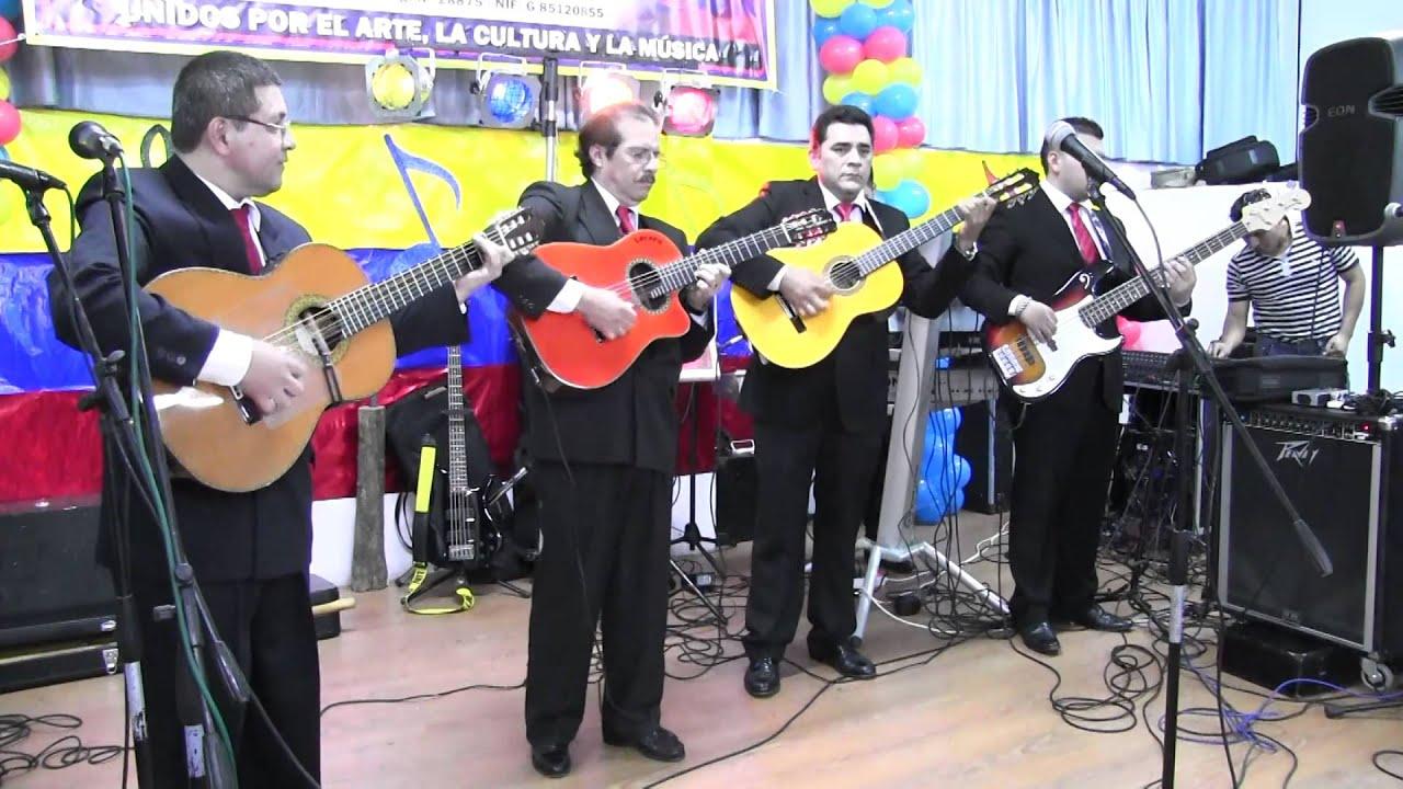 Marco musical de Ascae Madrid España Canalevento - YouTube
