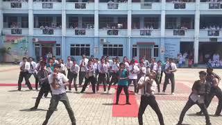 lagi syantik dance hari guru 2018