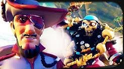 Ich schreie fremde Spieler an & der coolste Boss! ☆ Sea of Thieves