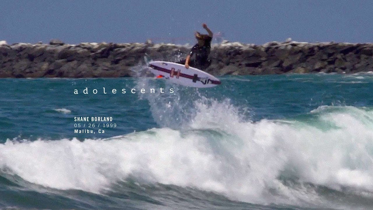 What Youth - Adolescents: Shane Borland