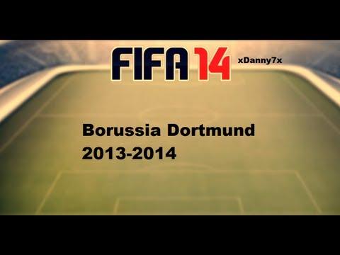 FIFA 14 ULTIMATE TEAM - Plantilla Borussia Dortmund