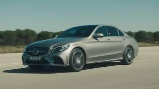 Mercedes Benz C Class Saloon 2019 never stop improving 30 seconds