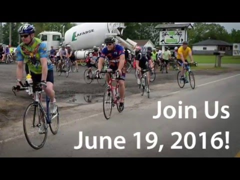 Long Beach Ride for Big Brothers Big Sisters of South Niagara