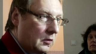 15min.lt - prokuroro Artūro Urbelio komentaras apie A.Vertelkos ir jo sėbrų bylą