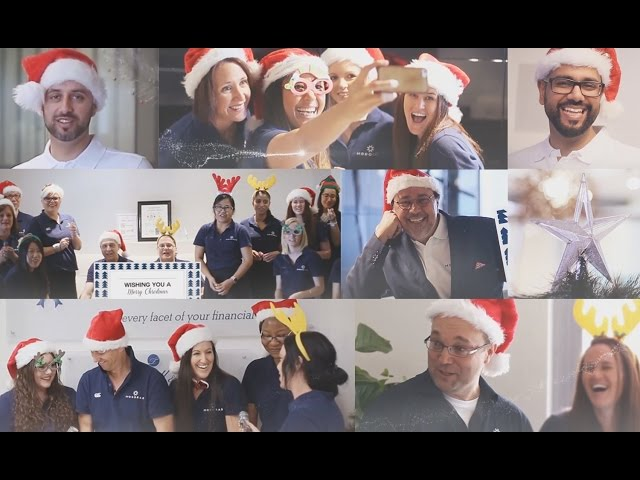 Season's Greetings from our family to yours!