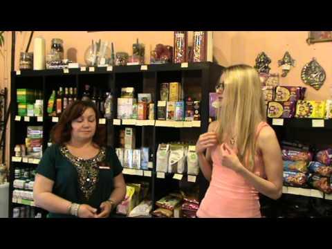 Видео Индийская лавка Шри Ганеша. Магазин товаров из Индии.