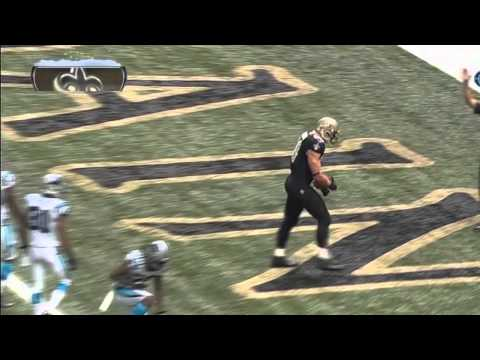 """Jimmy Graham """"Welcome to Seattle"""" highlights"""
