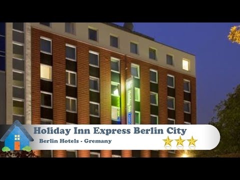 Holiday Inn Express Berlin City Centre West - Berlin Hotels, Germany