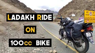 LADAKH RIDE ON 100cc   TRAILER   2018   BAJAJ PLATINA (100cc)    #trailer #teaser #ladakhtrailer