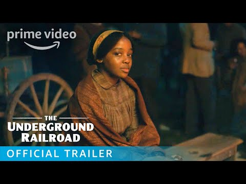 The Underground Railroad - Official Trailer | Prime Video