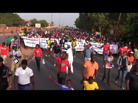 Guinea-Bissau: Political crisis intensifies [no comment]
