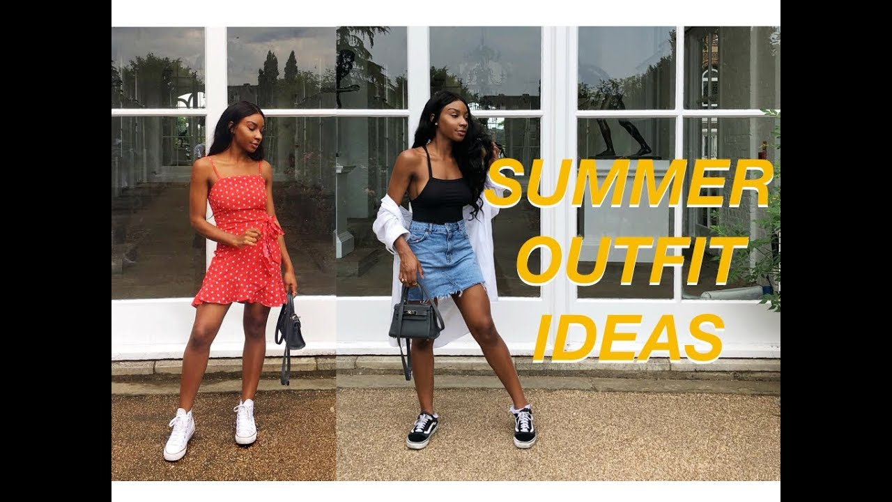 SUMMER OUTFIT IDEAS// HOLIDAY LOOKBOOK ft SHEIN 5