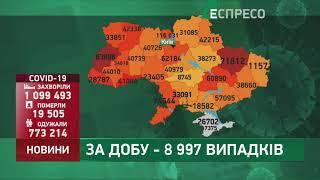 Коронавірус в Украі ні статистика за 7 січня