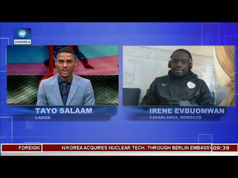 Reviewing Eagles, Morocco Clash In CHAN 2018 Final |Sports This Morning|