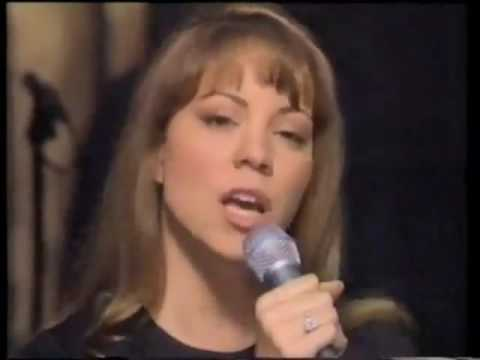 Mariah Carey - Anytime You Need A Friend Live @ Hey Hey It's Saturday (1994)