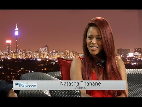 Tonight with Tim Modise | Natasha Thahane talks acting career, The Queen & moving abroad