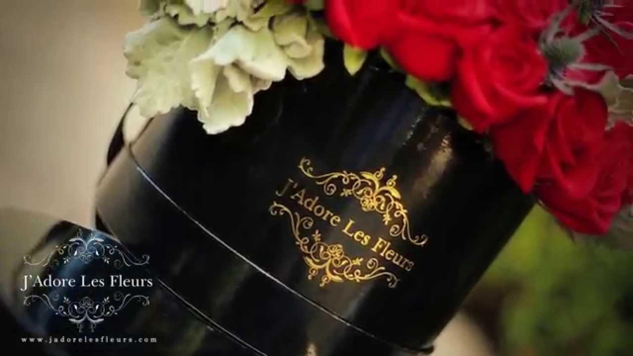j'adore les fleurs - youtube