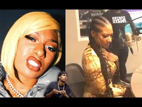 Megan Thee Stallion Breaks Down When Asked Her Mother's Whereabouts