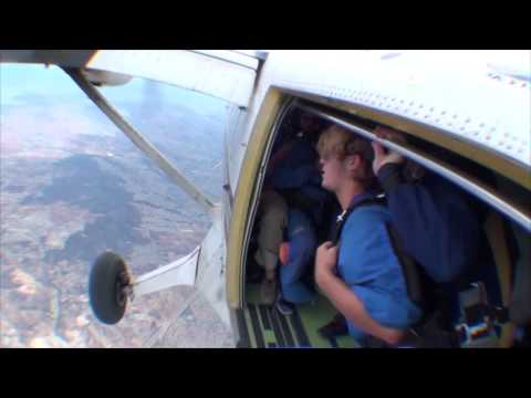 Jason Lively  Tandem Skydiving at Skydive Elsinore
