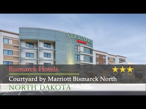Courtyard By Marriott Bismarck North - Bismarck Hotels, North Dakota