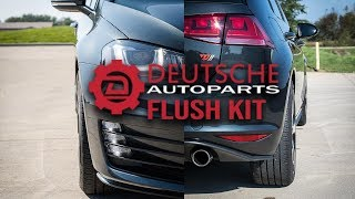 Deutsche Auto Parts Flush Kit For MK7 GTI & R