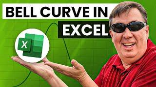 Lernen Sie Excel von MrExcel - Erstellen Einer Bell-Kurve in Excel - Podcast #1663