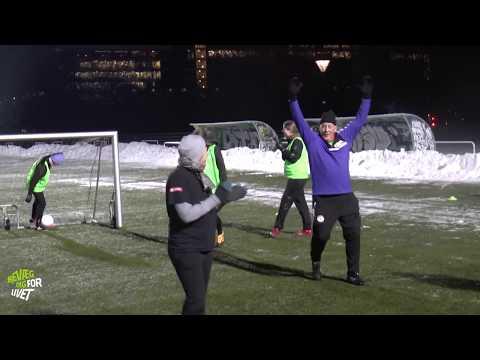 Fodbold Fitness besejrer kulden i Østerbro IF