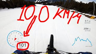 Проверка велосипедиста на горнолыжном курорте Красная Поляна Иван Кунаев Иван Кунаев