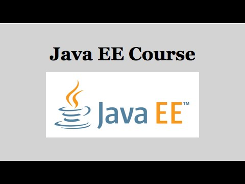 Running The Glassfish Server - (7 Of 83) - Java EE Video Course