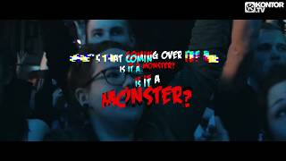Marcapasos & Janosh - Monster 2018 (Official Lyric Video HD)