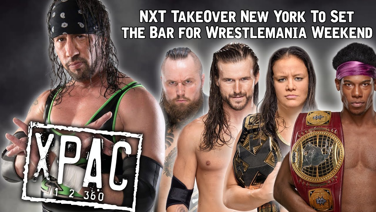 NXT TakeOver: New York results: Live updates, recap, grades, card, matches, highlights