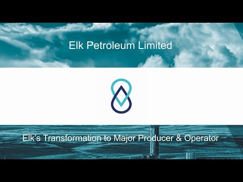 Elk Petroleum Limited (ASX:ELK) Brad Lingo MD Video Interview with Boardroom Media