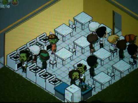 Android zombie cafe toxin hack