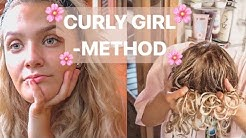 TESTATAAN: CURLY GIRL METHOD ♡