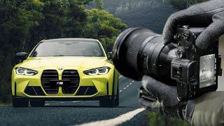 BMW M4 NATURE PHOTOGRAPHY  N-Depth Photoshoot